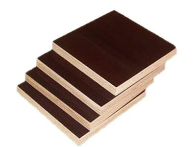 棕色建筑模板002